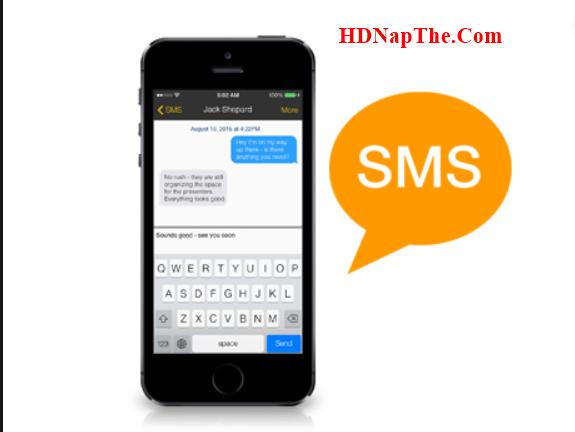 mua thẻ viettel bằng sms viettel 2021