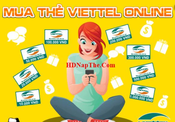mua thẻ viettel bằng sms viettel 9029
