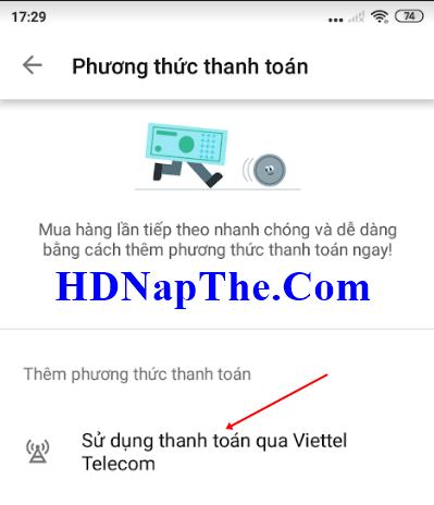 huong dan nap the game adorable home