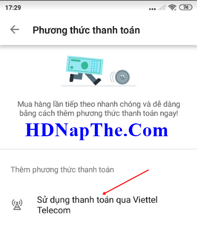 huong dan nap the game light of thel