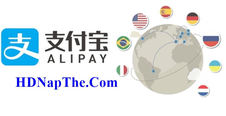Cách Nạp Tiền Alipay
