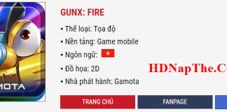 nap the gunx fire min