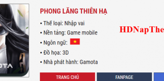 nap the phong lang thien ha min
