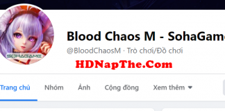 nap the blood chaos m