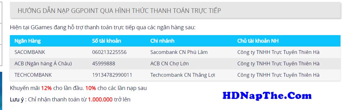 nap dai hai trinh mobile 1 min
