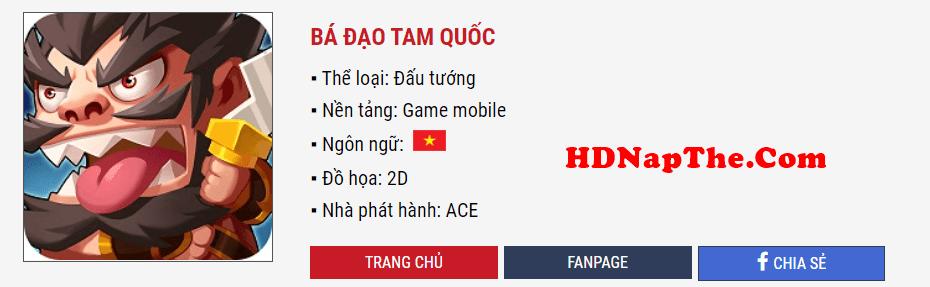 nap the ba dao tam quoc min
